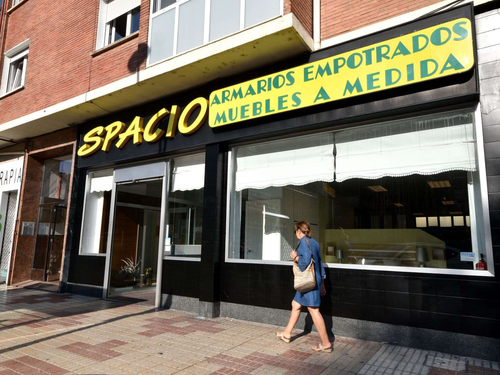 Tienda De Armarios Spacio En Burgos