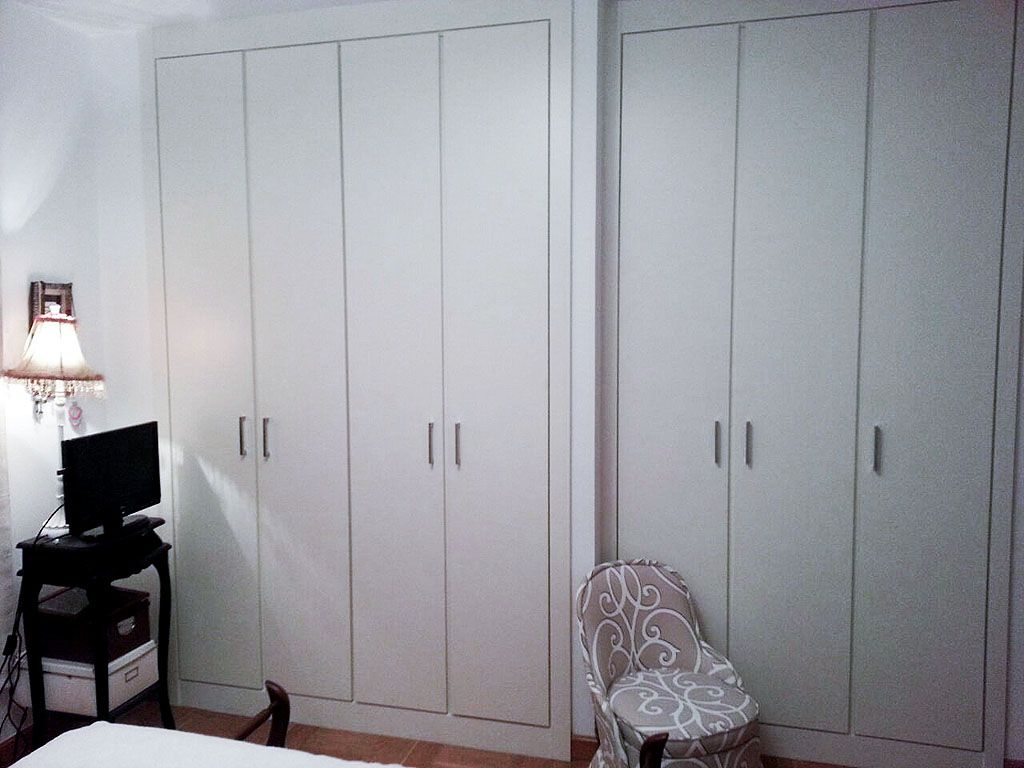 Dise o e instalaci n de armarios empotrados en burgos armarios spacio - Armarios empotrados burgos ...